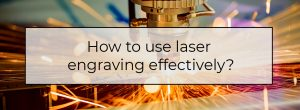 laser engraving for your business