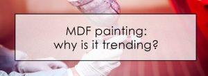 mdf painting